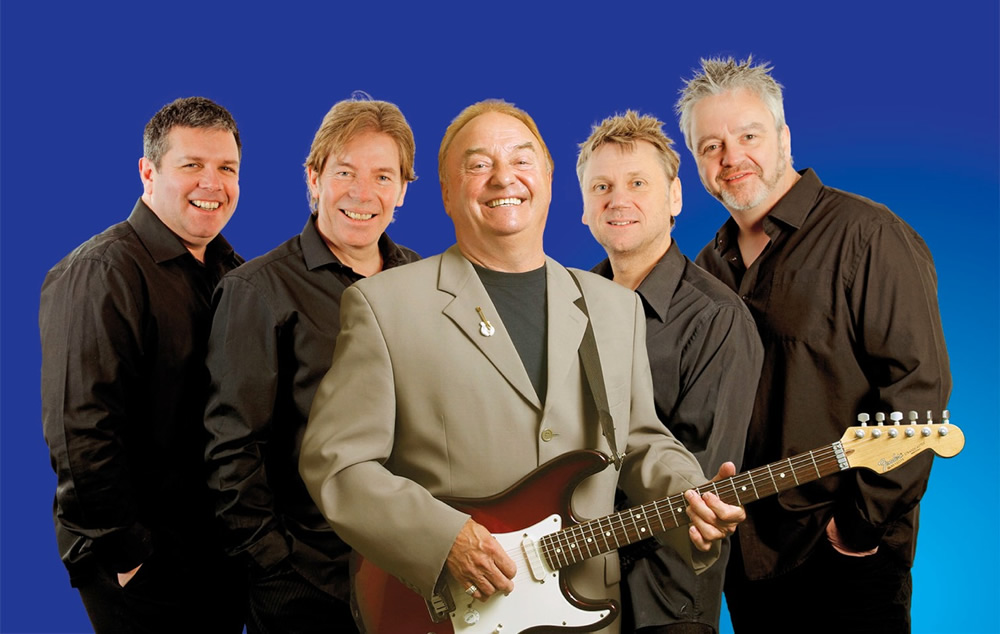 Gerry and the Pacemakers 2013